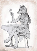 Your date by EosFoxx