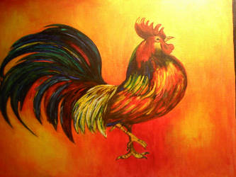 rooster by whatiff4