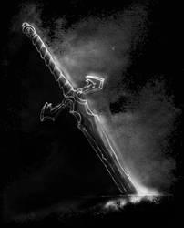 Sword by tonbo87