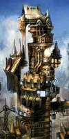 tower by rabbiteyes