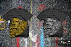 Persian T-Shirt 4 by Erfanix