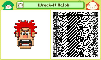 Pushmo Pic: Wreck-It Ralph by mikeinthehouse