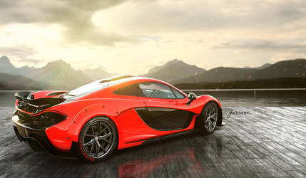 Another P1 by jackdarton