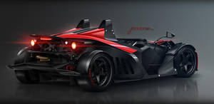 KTM X-Bow. A full brush project! by jackdarton