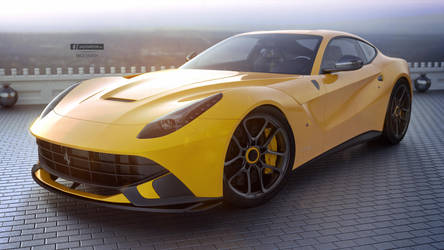 F12 Yellow by jackdarton