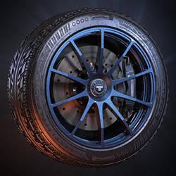 New Wheel by jackdarton
