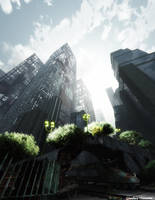Concrete Jungle by biancomanto