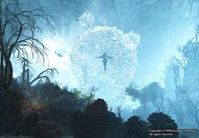 Underwater Mystery by biancomanto