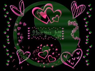 Jeff Love xD by addielynn