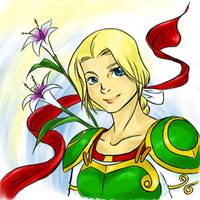 Valkyrie of Legend by Valkyrie-Girl