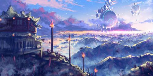 Sierra Horizon by SeerLight