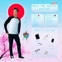 Meet the artist - SeerLight by SeerLight