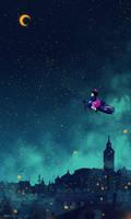Midnight Flight by SeerLight