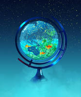 Glass Globe by SeerLight