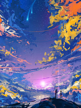 Kimi no na wa by SeerLight