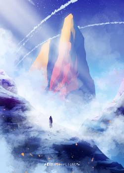 The Wanderer by SeerLight