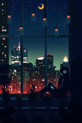 A Quiet Night by SeerLight