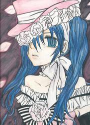 Lady Phantomhive by MarikaGirl