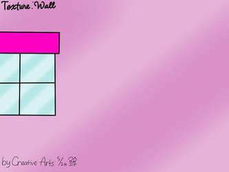Cute Marina's House (Wall) by CreativeArts723