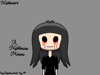 Nightmare Marina by CreativeArts723