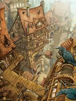 City of pouy by maxpaynt