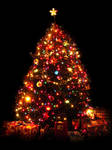 Christmas tree by nutnut90