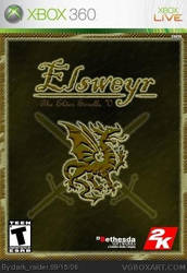 Elder Scrolls Concept by JakBlade