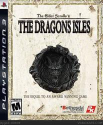 The Elder Scrolls Concept 3 by JakBlade