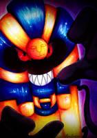 Cofagrigus - Sinister treasure by andropov97