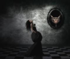 Alice in Wonderland by hellmarry