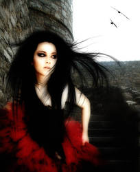 Amy Lee Evanescence by hellmarry
