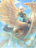 Amaterasu by hasuyawn