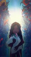 XIX - The Sun by Kyendo