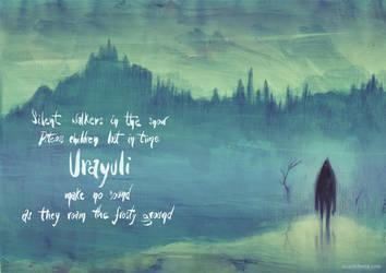 The Urayuli by Kyendo