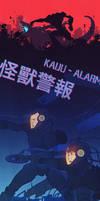 Kaiju Alarm by Kyendo