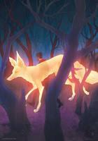 Animystics - Esquerda by Kyendo
