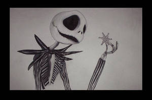 Jack skellington by StareDecisis