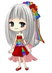 Cute Colorful Mascot Contest by Fion-A