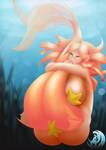 Mermaid-180929DA by dangelus