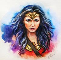 Wonder Woman by Feyjane