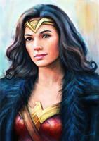 _ Wonder Woman _ by Feyjane