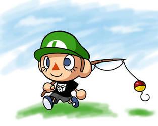 My Animal Crossing guy by rongs1234