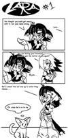 Lara Comic by rongs1234