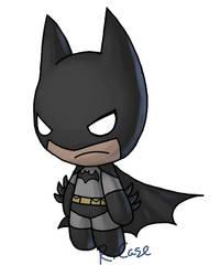Bat Plushie by rongs1234
