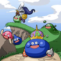 More Slimes by rongs1234