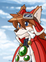 Red Savarin by rongs1234