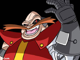 DR Robotnik by rongs1234
