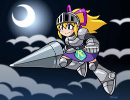 Knight Roll by rongs1234