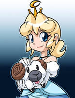 Princess Camomile by rongs1234