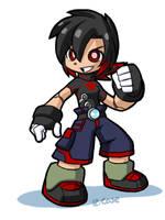 Mighty Lara by rongs1234